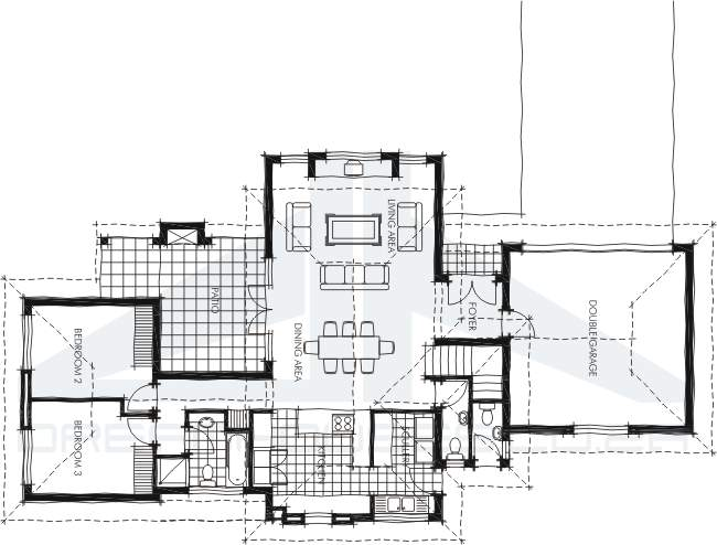 Bali house plans Bali house designs floor plans