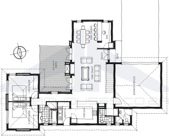 Bali house designs floor plans Bali house designs floor plans