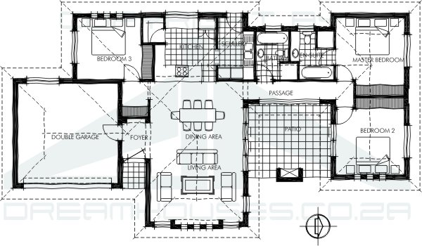 bali house plans designs - Balinese House Designs