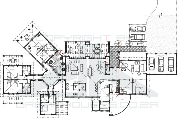 home plans with guest house guest house plans 24110