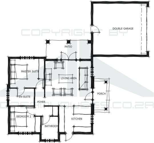 Town House House Plans