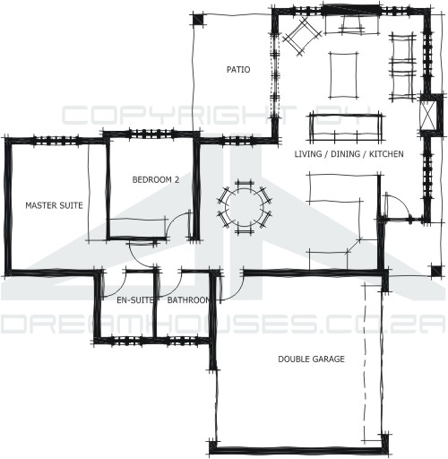 Town house house plans for House designs za
