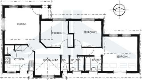 economic floor plan