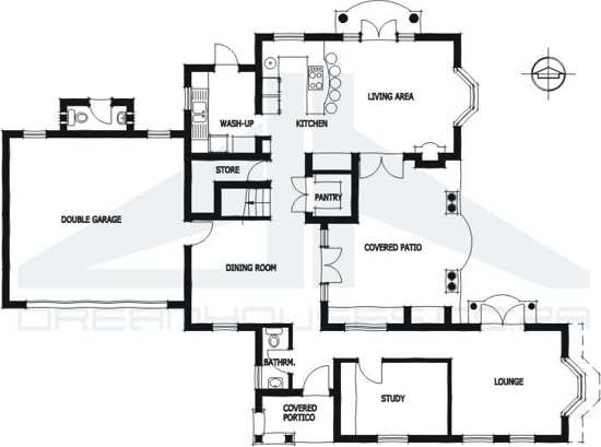 Traditional House Plans - Traditional Designs at Architectural
