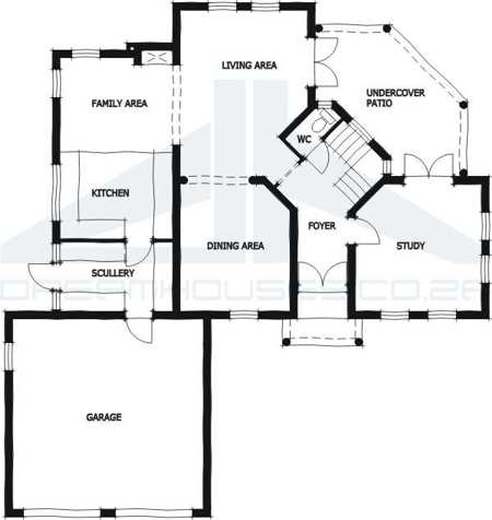 Classical house plans for Modern house plans south africa pdf