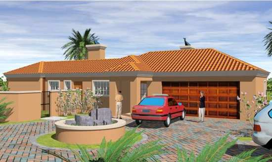 Browse library for African house designs