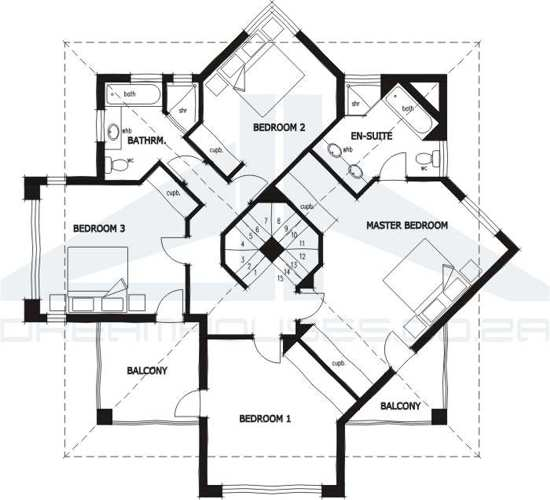 African house plans for African home designs