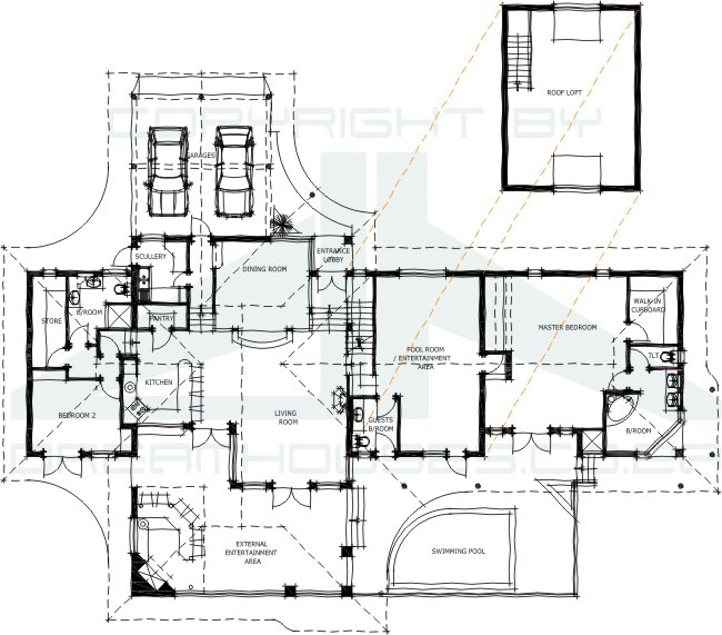 House designs and plans south africa joy studio design for African house plans