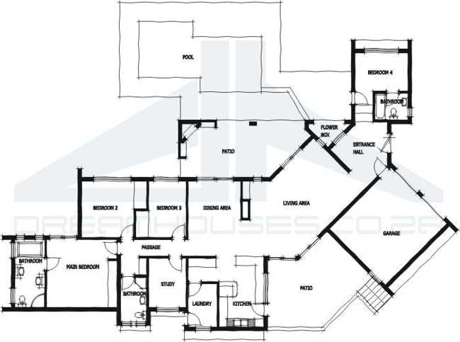 Balinese Villa Floor Plans Joy Studio Design Gallery