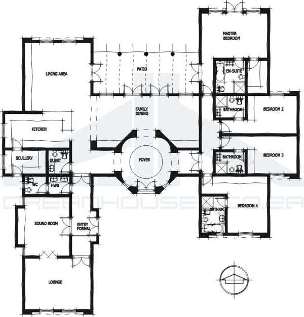Arabian house plans Building plans and designs